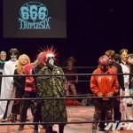 暗黒プロレス組織666