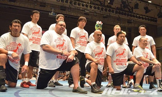 秋山体制の全日本プロレス