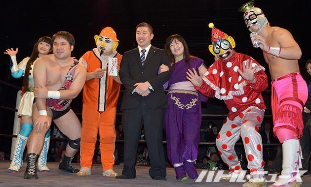 菊タロー20周年記念試合