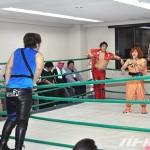 11・9横須賀大会ではダルマ狐vs凶月