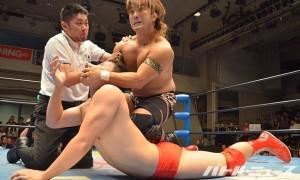 2014-10-22_全日本プロレス後楽園大会-第1試合