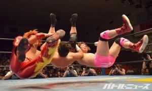 2014-10-22_全日本プロレス後楽園大会-第2試合