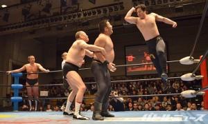 2014-10-22_全日本プロレス後楽園大会-第3試合