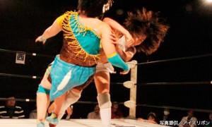 2014-10-25アイスリボン道場マッチ_第3試合