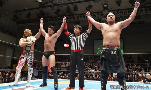 2014-10-25新日本プロレス後楽園大会_第7試合