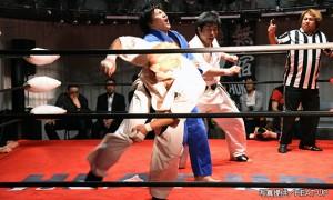 2014-10-25HEAT-UP王子大会_第3試合