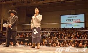 2014-10-26DDT後楽園大会_オープニング