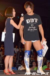 DDTドラマティック総選挙2014第1位の飯伏幸太