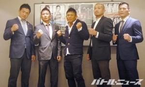 DEEPの大晦日SSA大会に出場予定の選手や出場を見送った中村和裕