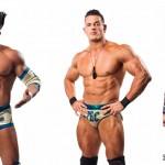 TNAより初3人揃い踏みブローマンズ