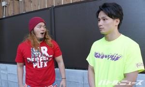 勝手にユニオンの会見を開く円華に抗議しにきた福田だが…