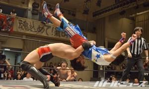 2014-11-12スマスカ興行_第1試合2