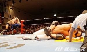 2014-11-16全日本後楽園_第6試合