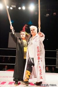 2014-11-20REINA新木場_第0試合