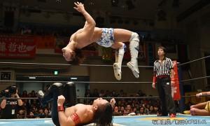 2014-11-22新日本後楽園_第7試合
