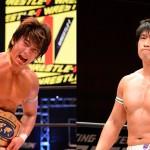 EWPインターコンチ王者大和ヒロシ2度目の防衛戦が12・7大阪大会での稔戦に決定