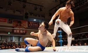 2014-12-14全日本後楽園_第1試合