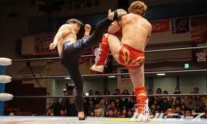 2014-12-14全日本後楽園_第2試合