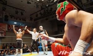 2014-12-14全日本後楽園_第4試合