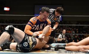 2014-12-19新日本後楽園_第4試合