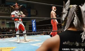 2014-12-20新日本後楽園_第2試合