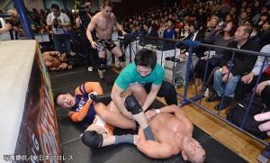 2014-12-20新日本後楽園_第4試合
