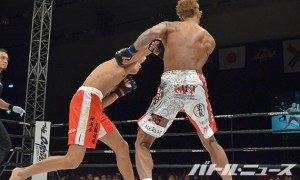 2014-12-7RINGS横浜_第2試合