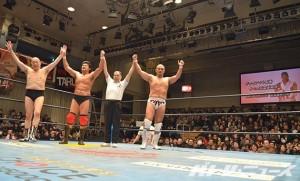 馬場全日本vs新生全日本…勝ったのは馬場全日本