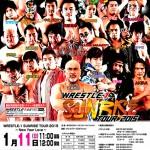 2015-1-30W1後楽園ホール大会ポスター