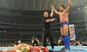 2015-1-4新日本東京ドーム_第0試合