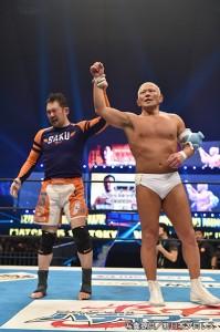 2015-1-4新日本東京ドーム_第4試合