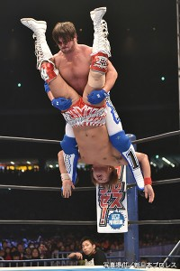 2015-1-4新日本東京ドーム_第8試合