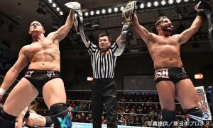 2015-2-1新日本後楽園_第1試合