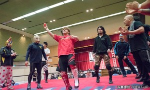 2015-2-11ヒートアップ大阪大会_オープニング