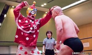 2015-2-11ヒートアップ大阪大会_第2試合
