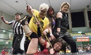 2015-2-14きらきら太陽横須賀_第3試合