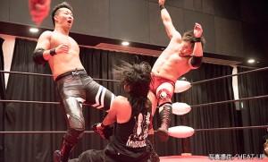 2014-3-22ヒートアップ横浜大会_第4試合