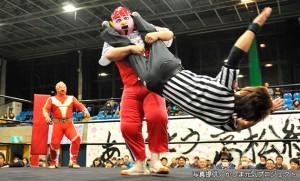 2015-3-15さよなら鹿島町立体育館_第3試合