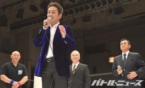 2015-3-19安生洋二引退興行_ゲスト挨拶