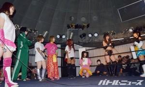 2015-3-22東京女子プロレス王子_オープニング