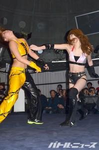 2015-3-22東京女子プロレス王子_第4試合②