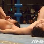 2015-3-27全日本プロレス後楽園ホール大会