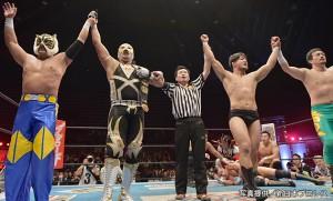 2015-3-5新日本大田区_第1試合