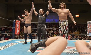 2015-3-8新日本プロレス後楽園_第3試合