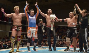 2015-3-8新日本プロレス後楽園_第4試合