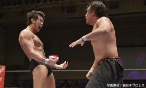 2015-3-8新日本プロレス後楽園_第8試合