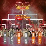 HEAT-UPパワフルタッグトーナメント2015準決勝