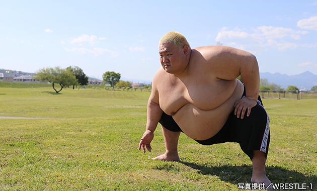 浜亮太は真っ向からチャンピオンを食らいつくす①