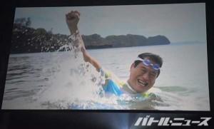 2015-4-11IGF3両国_猪木会長からのビデオメッセージ
