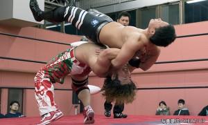 2015-4-12ヒートアップBumB東京_第5試合